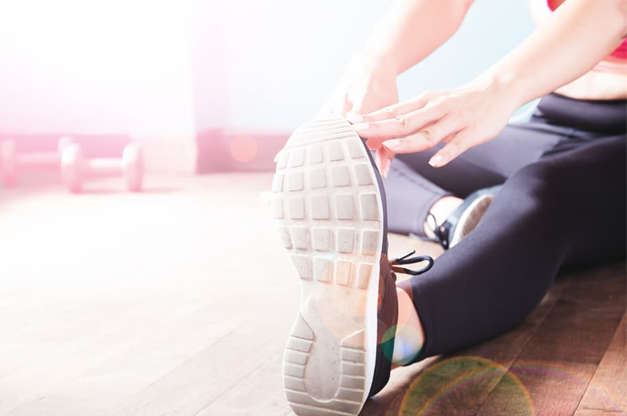 Gym, Pilates, Stretching