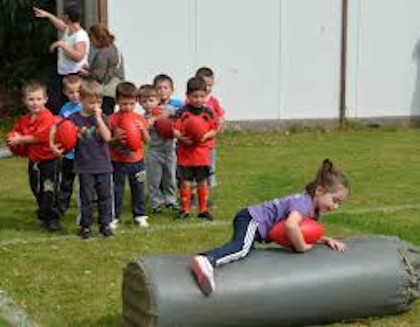 Baby-Rugby